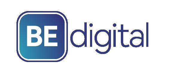 BE Digital Logo